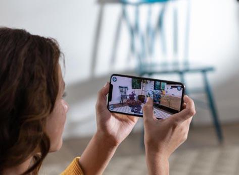 Fotografía con Celulares para Tiendas Online